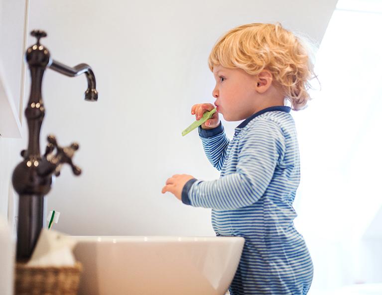 Çocuğuma Nasıl Diş Fırçalama Alışkanlığı Kazandırabilirim?