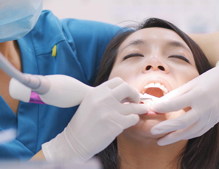 Стоматологические Травмы
